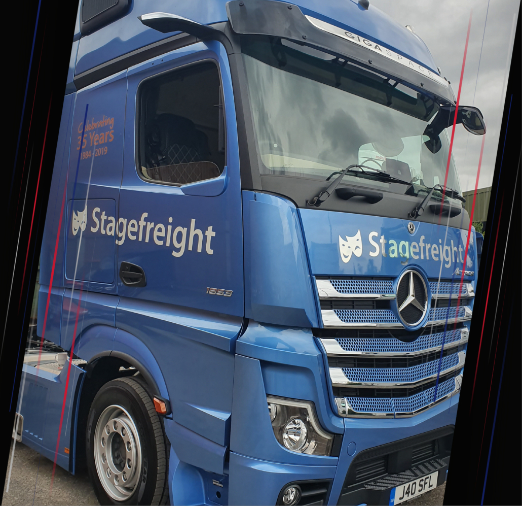an Uttley - Stagefreight